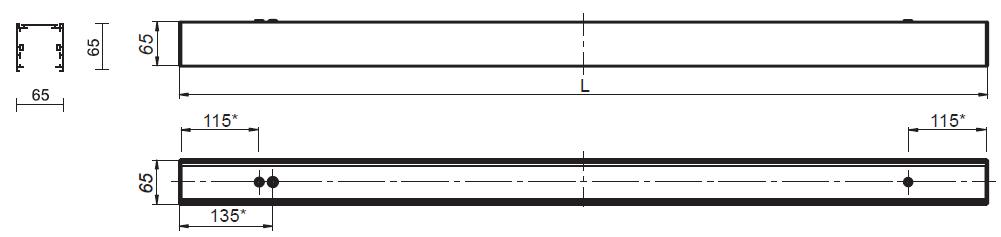 Ivalo mittatitiedot