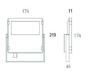 Protek LED mittakuva