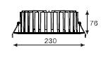 cato mittakuva 230